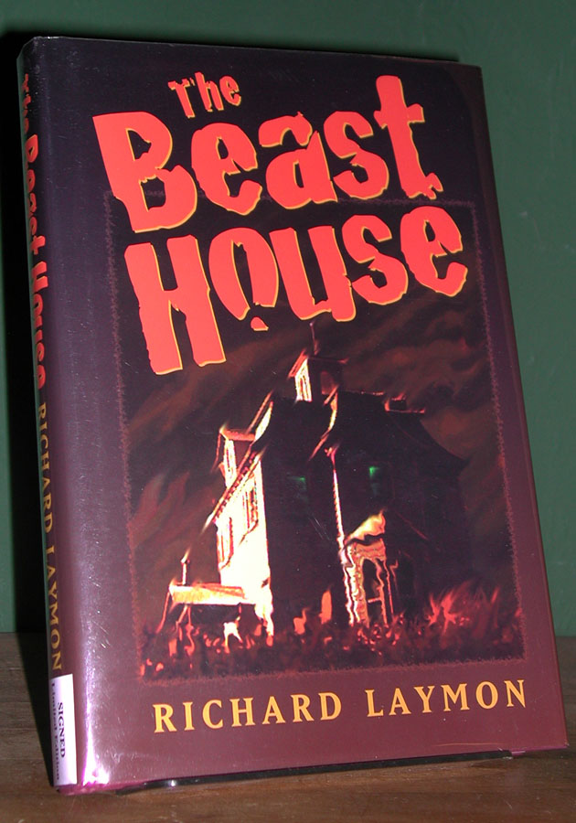 The Beast House Signed Limited Edition
