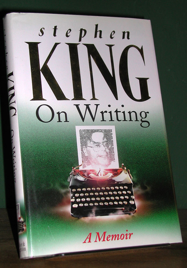 On Writing UK 1st Edition