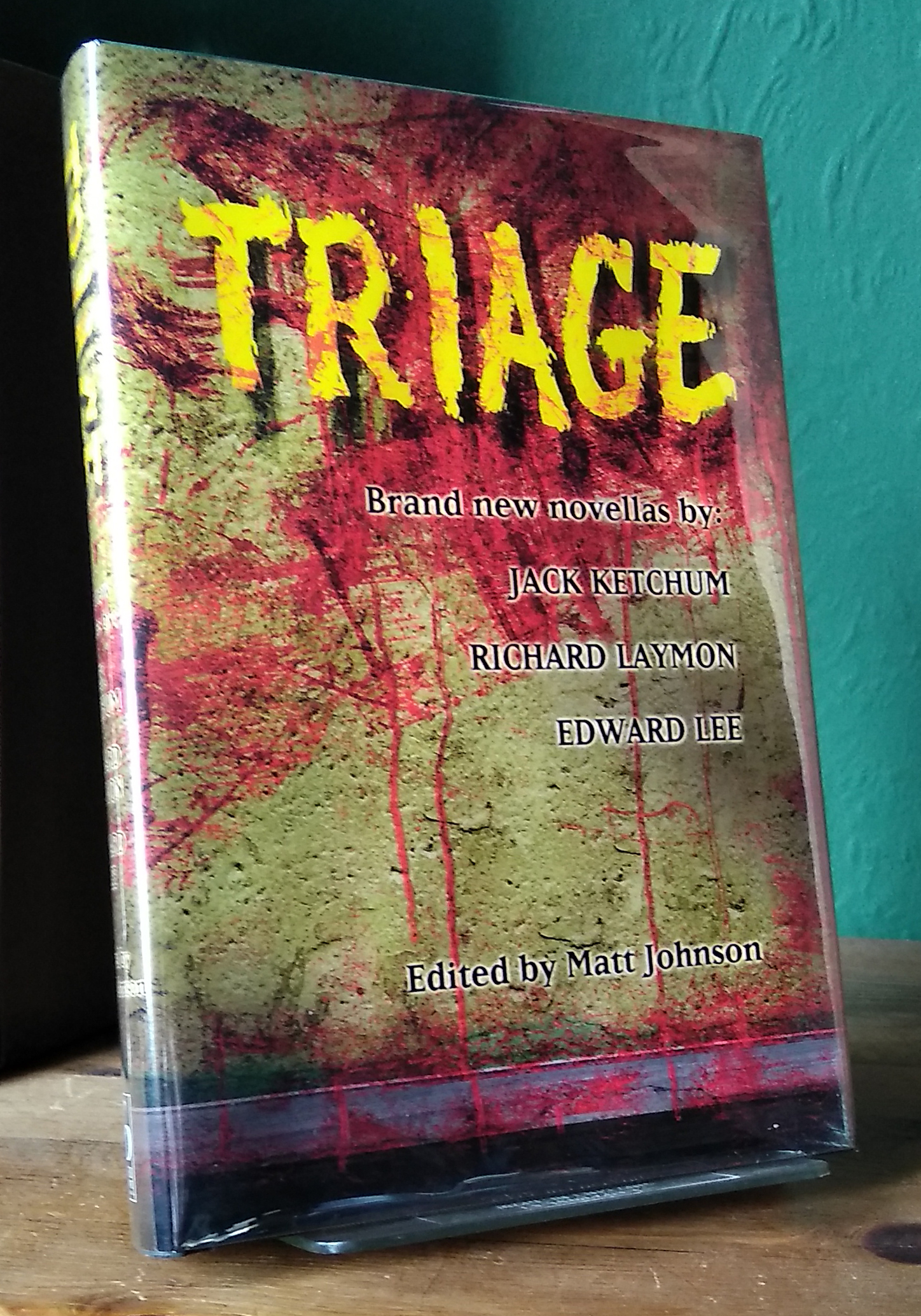 Triage Signed Limited Edition And US Proof Set