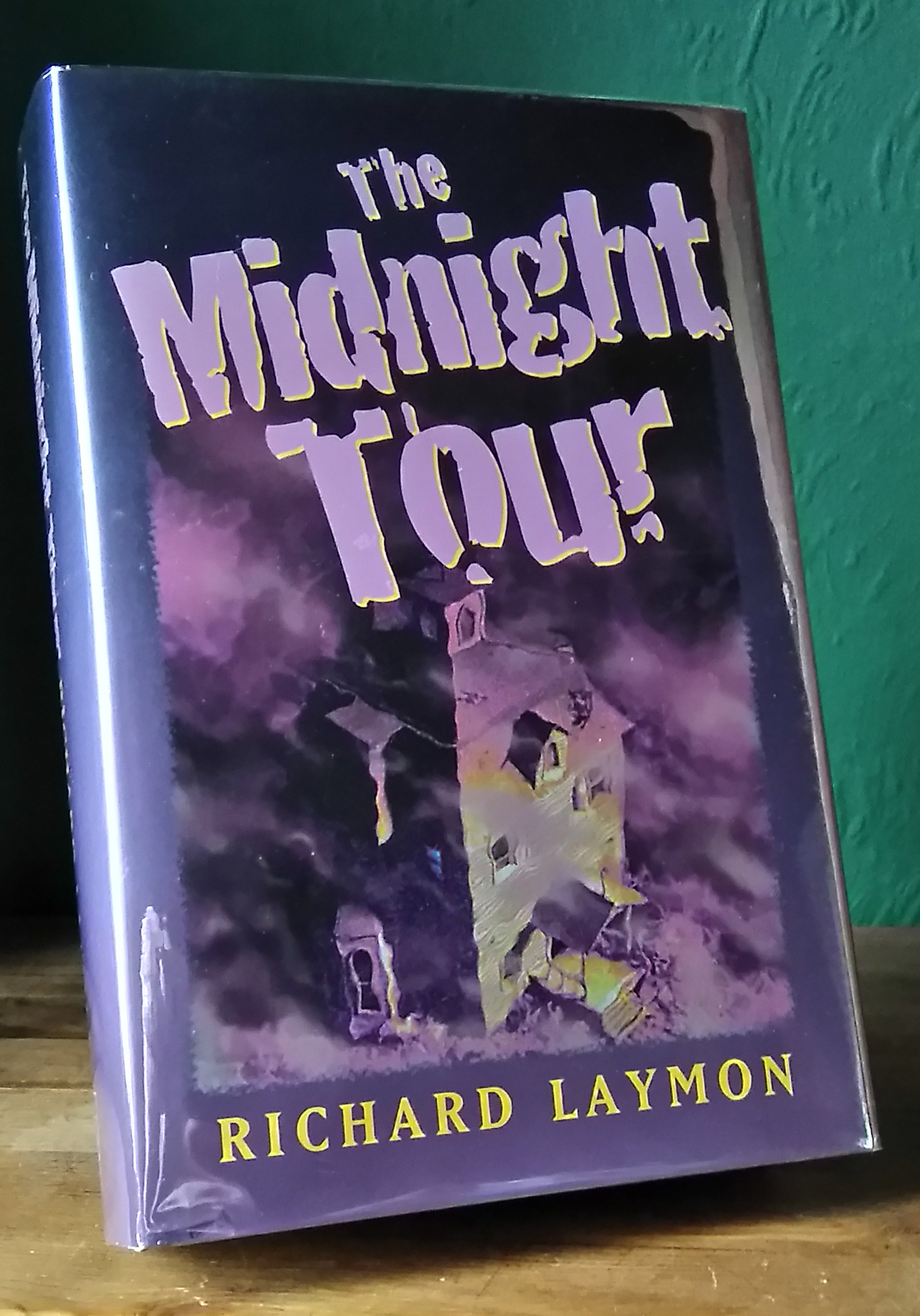 The Midnight Tour Signed Limited Edition