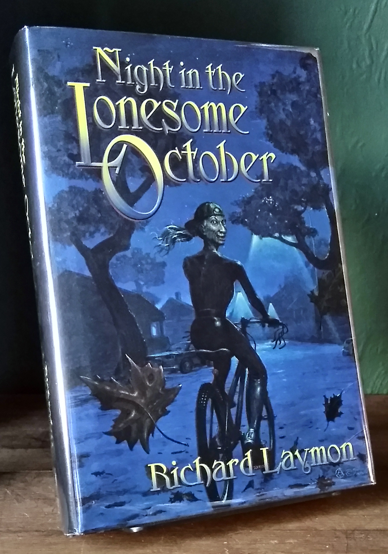 Night In The Lonesome October Limited Edition