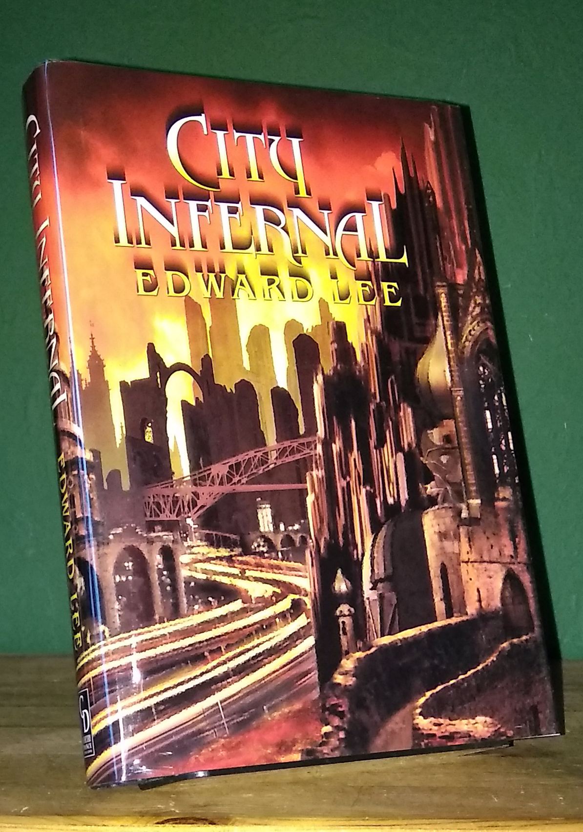 City Infernal Signed Limited Edition