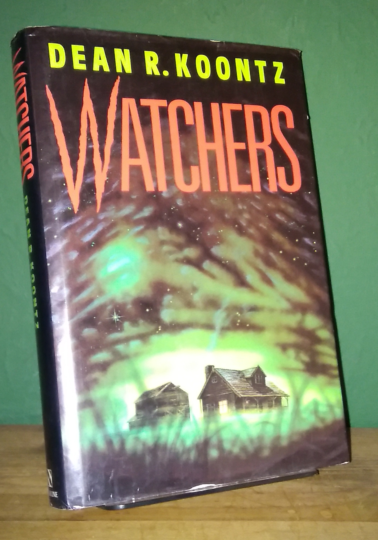 Watchers Signed UK 1st Edition
