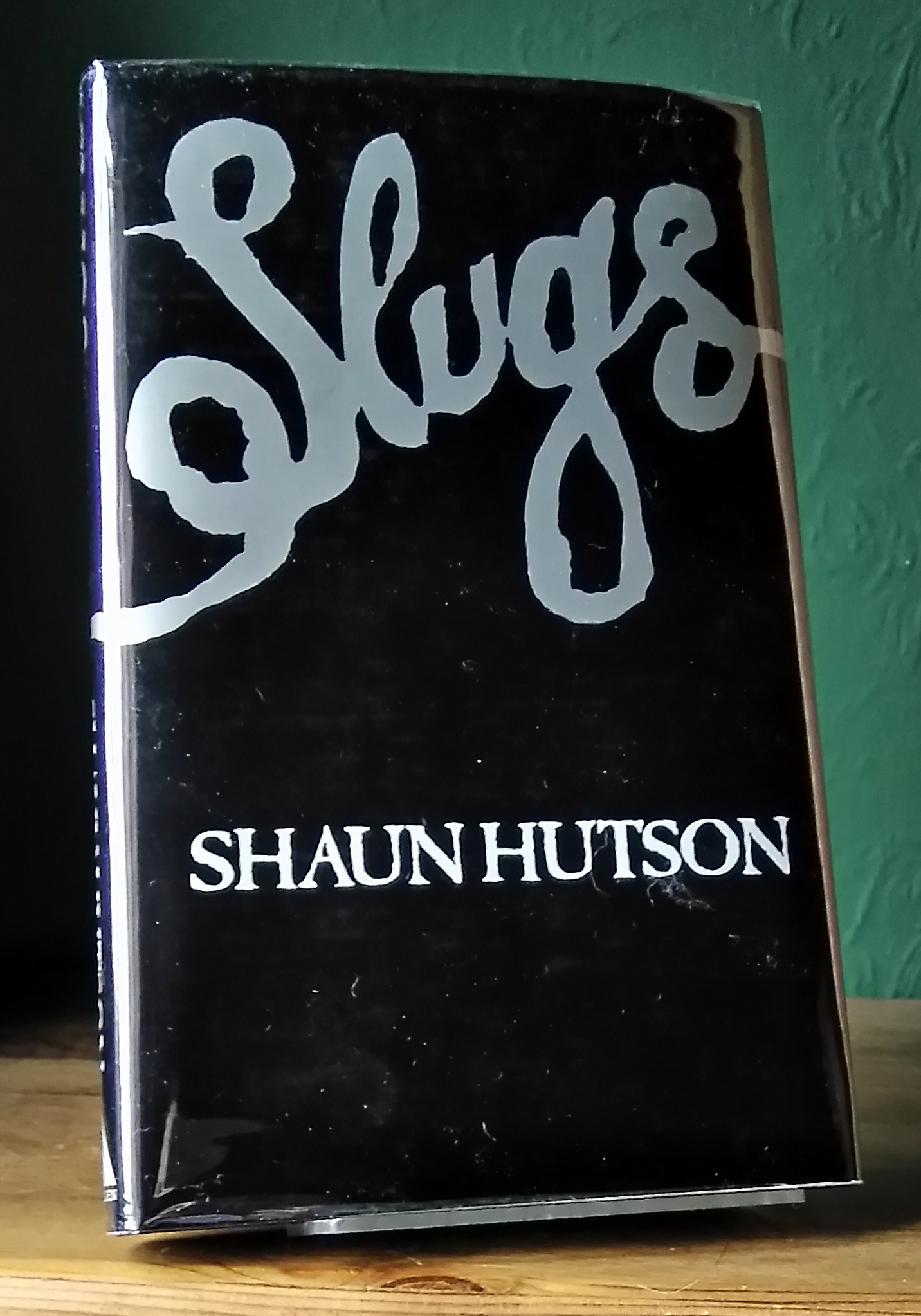 Slugs UK 1st Edition