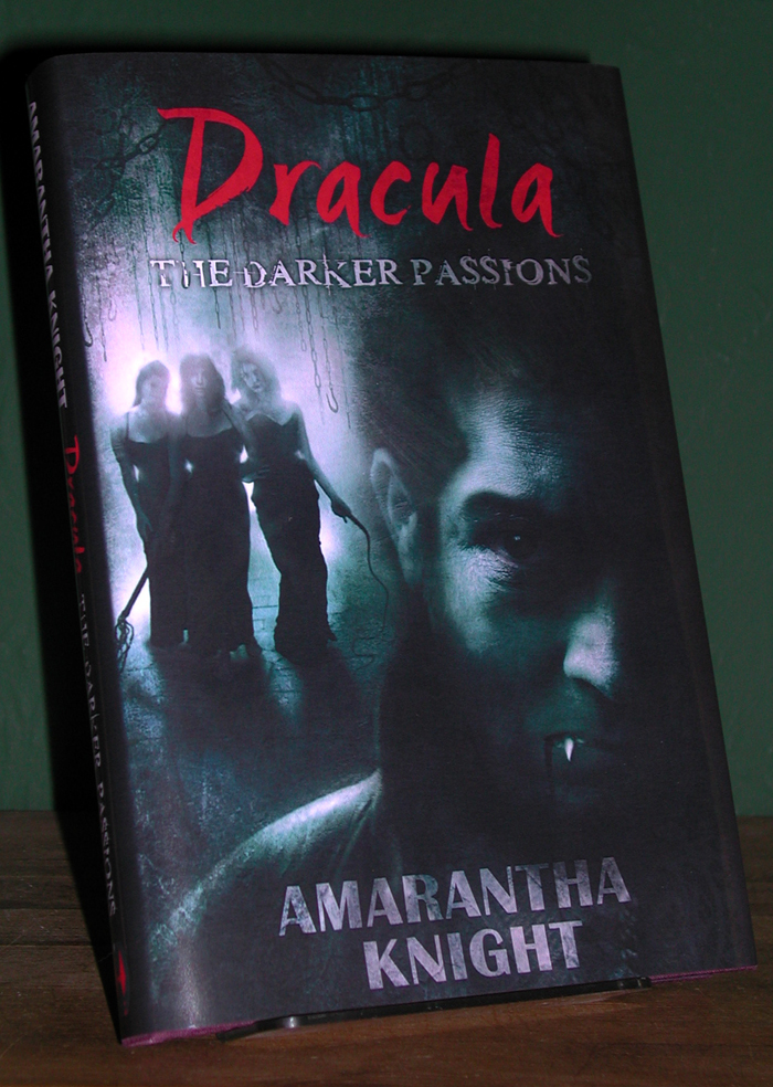 Dracula Signed Limited Collectors Edition