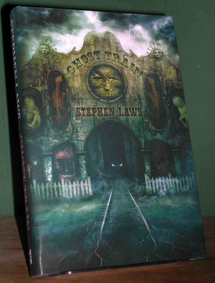 Ghost Train Signed Collectors Edition