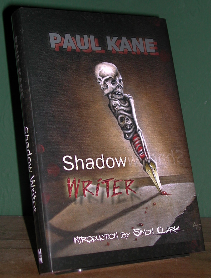 Shadow Writer Signed Collectors Edition