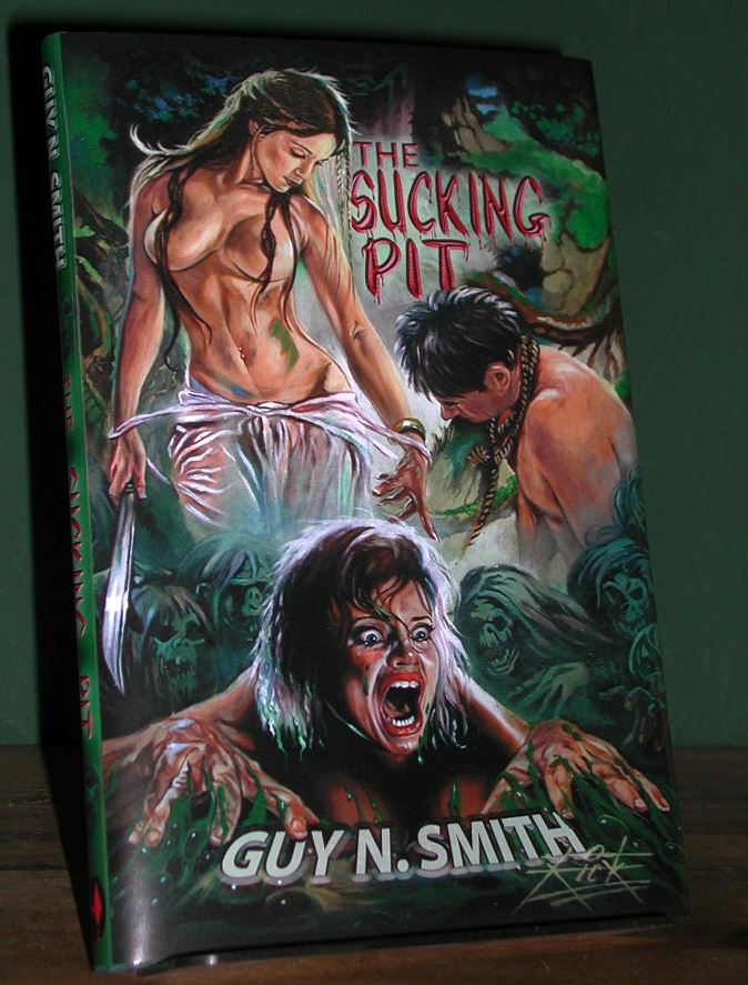 The Sucking Pit Signed Collectors Edition