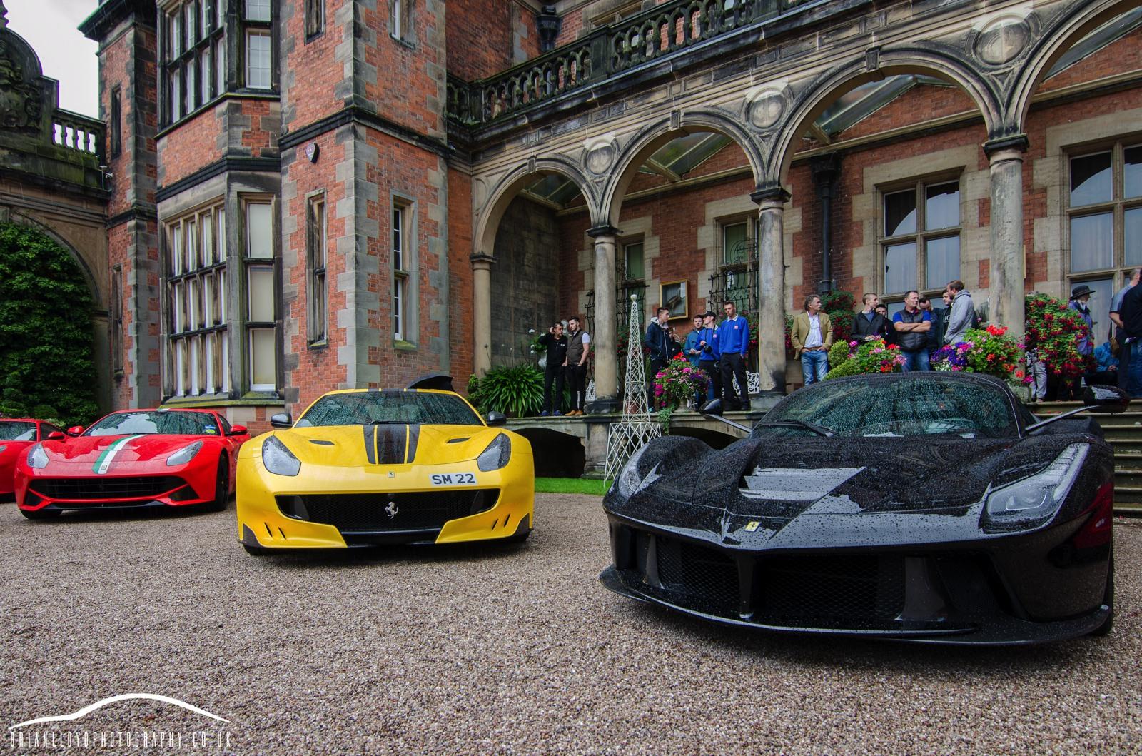 Ferrari 70th Anniversary Celebration