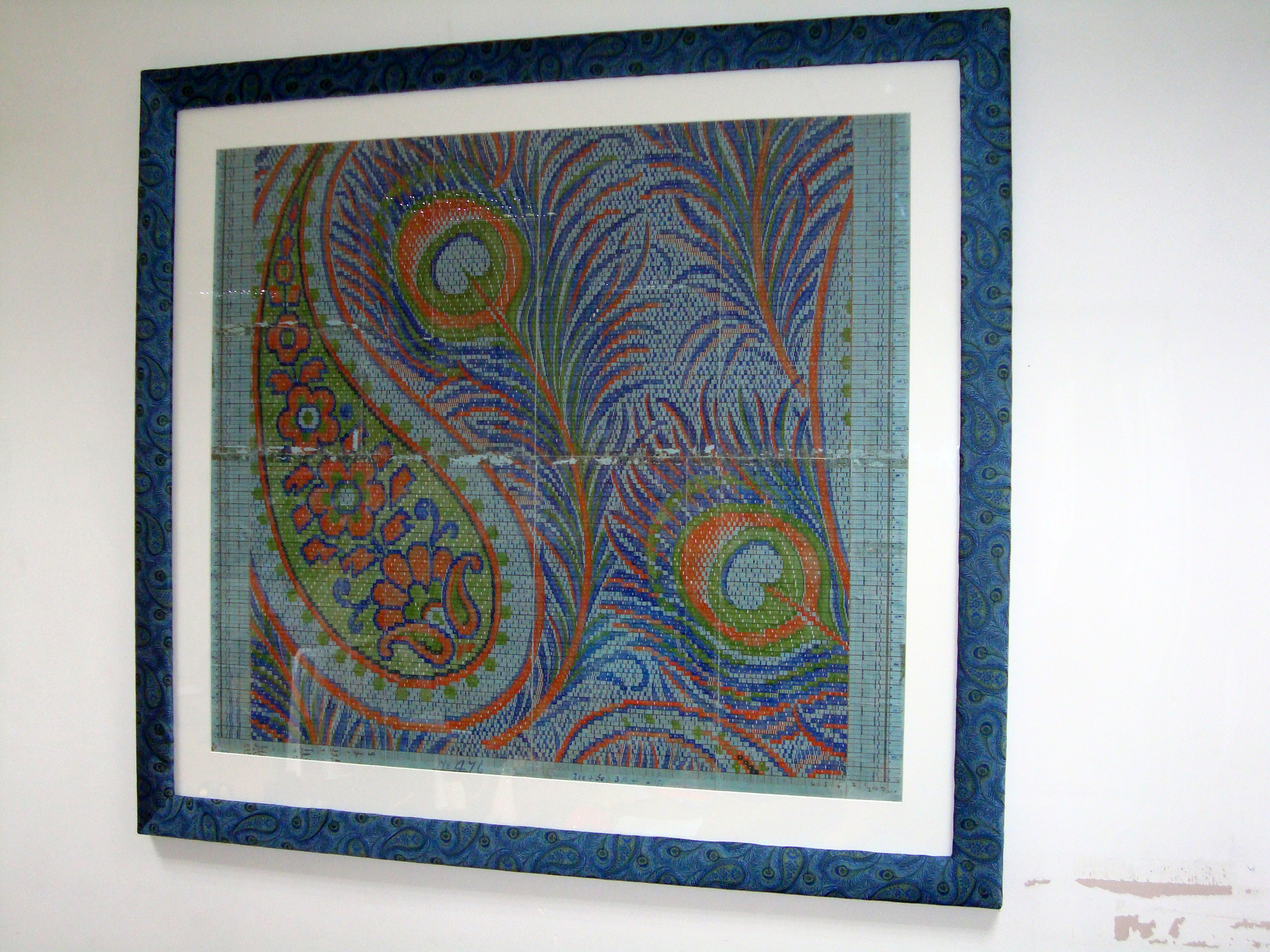 In co-operation with Frin Arnold, Textile Artist
