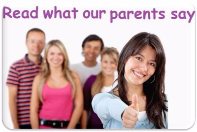 Find our what our parents think about Maths and English tuition with Enthuse Education