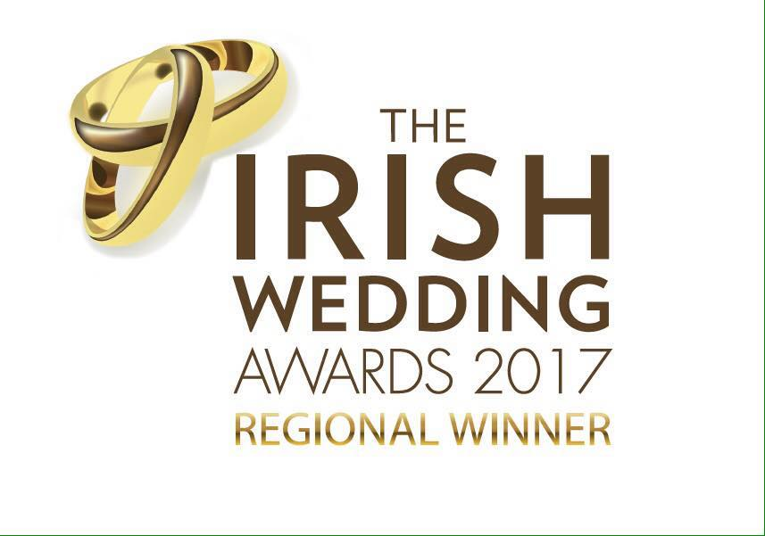 Winning South-East Florist of the Year at The Irish Wedding Awards 2017 and a Finalist again in 2018 !!