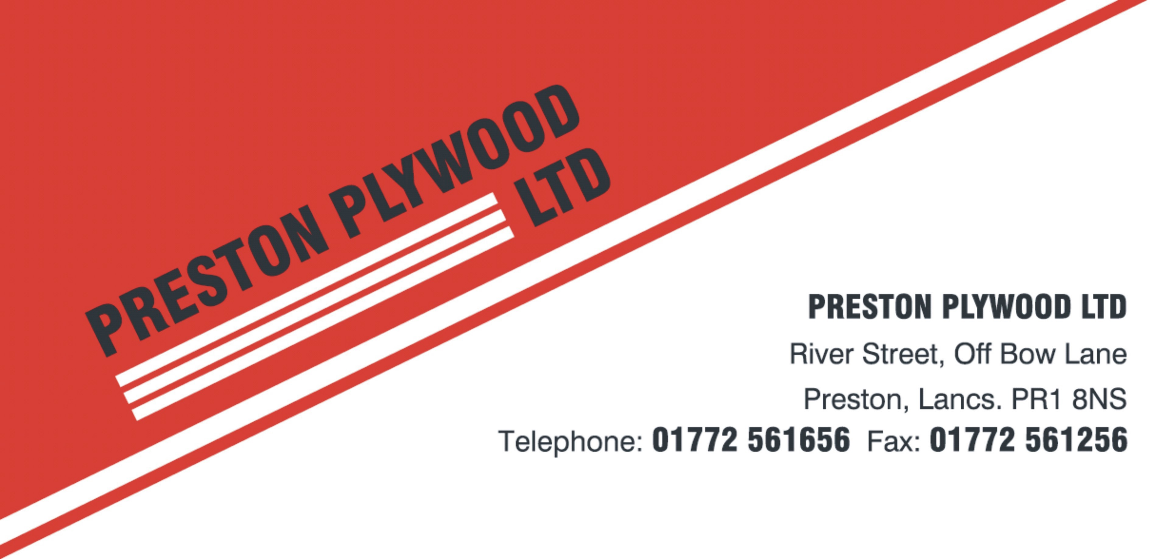 Preston Plywood Ltd