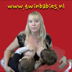 Twin Babies Breastfeeding Channel