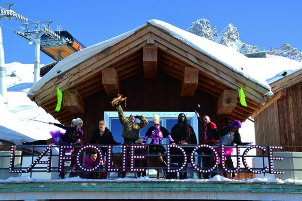 RESORT - Dancers, Singers & Musicians for LA FOLIE DOUCE Ski resorts - LONDON OPEN CALLS