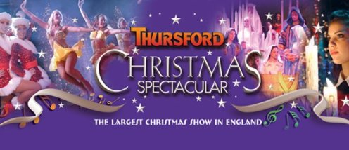 THEATRE - Excellent Female Dancers for Thursford Christmas Spectacular - LONDON OPEN CALL