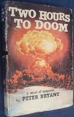red_alert_novel_two_hours_of_doom_1st_edition_1958jpg