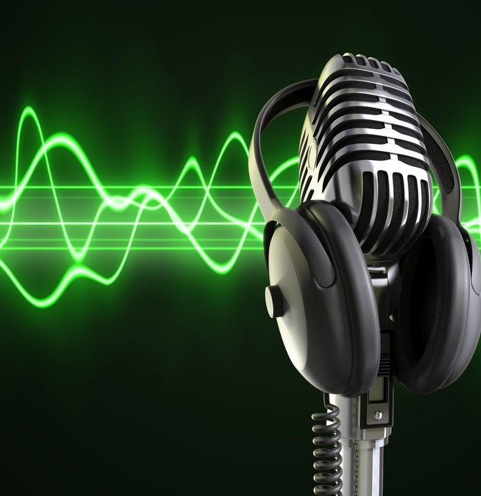 Singing lessons with built-in recording sessions