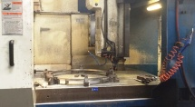 CNC Double Column VMC