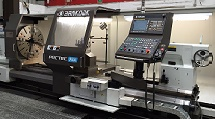 Hankook 9NA Heavy Duty CNC Lathe Swing 1,150mm and 3,000mm b/c