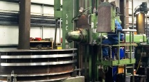 Large Manual Horizontal Boring