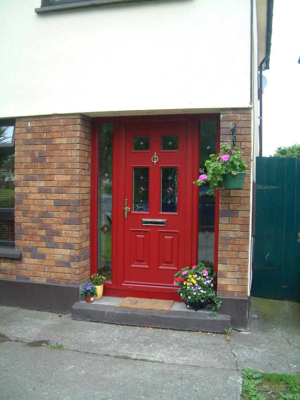 Palladio Composite Front Doors Dublin | New Designs