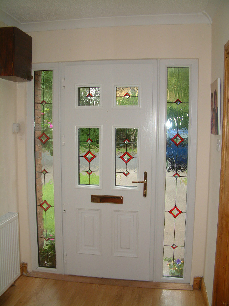 Secure Composite Front Doors Dublin - Apeer - Palladio