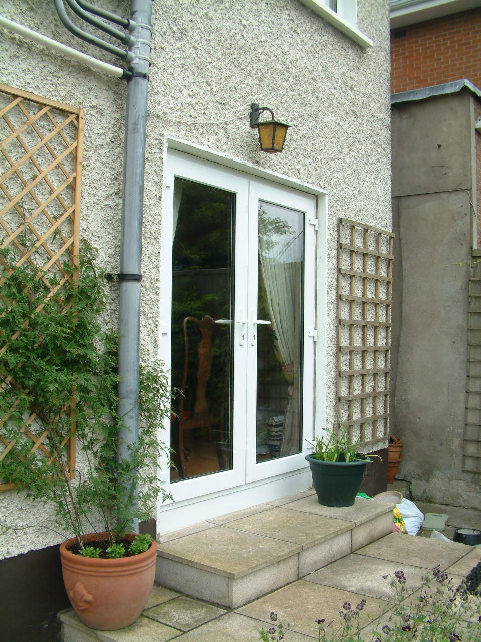 Asgard Windows Dublin Safe Secure Pvc French Doors