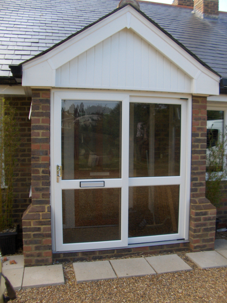 Asgard Windows Dublin Sliding Upvc Inline Patio Doors