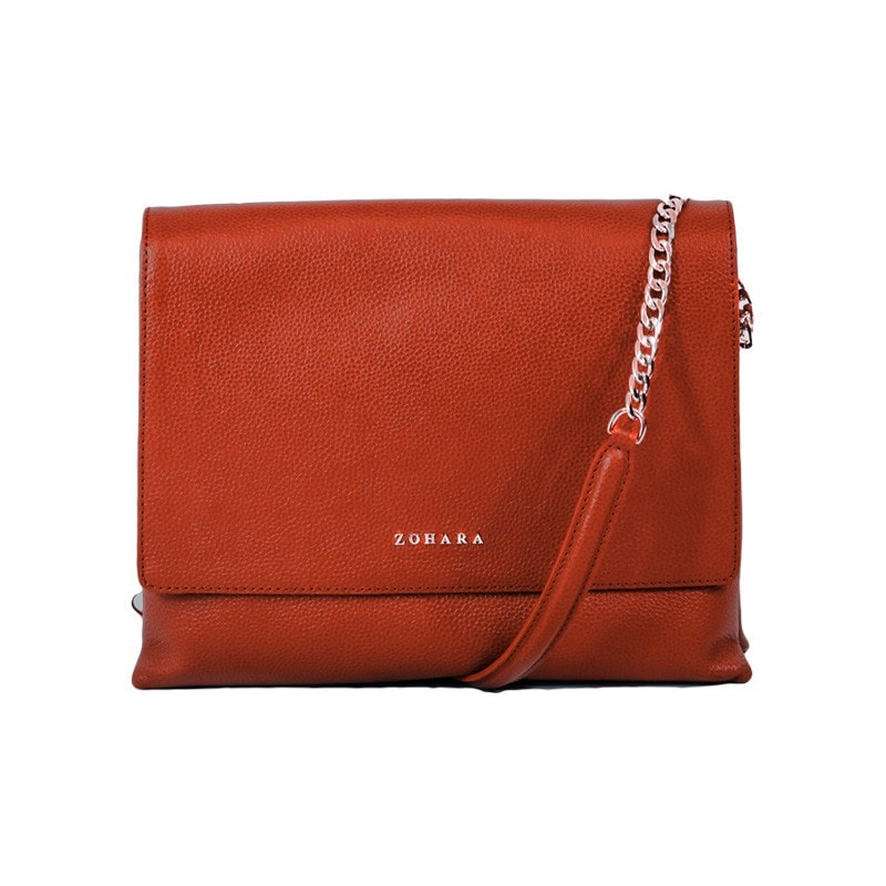 Berkeley Cross Body Bag by Zohara in Tan
