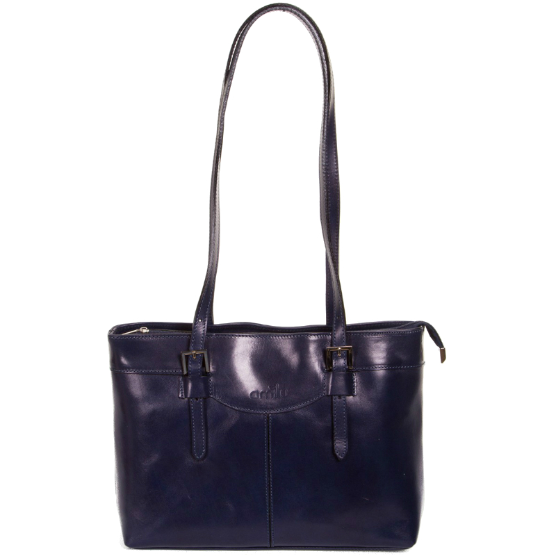 Chatsworth Rucksack/Shoulder Bag in Navy