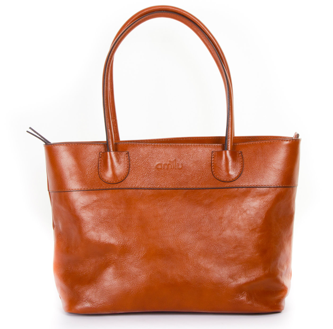 Ashbourne Tan Large Tote