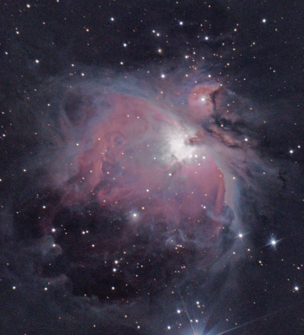 M42, The Orion Nebula