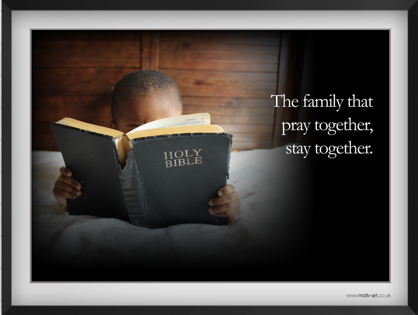 The family that...