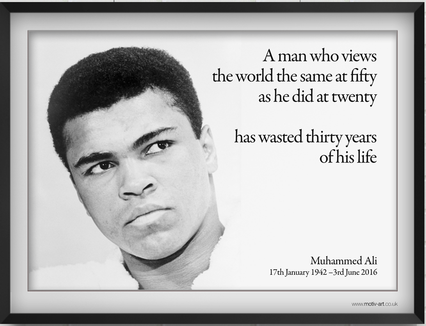 A Man who views...