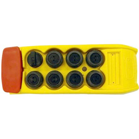 Upper part PS71 - Yellow (2800085)