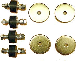 Receiver Anti-VibratIon Kit (3302620)