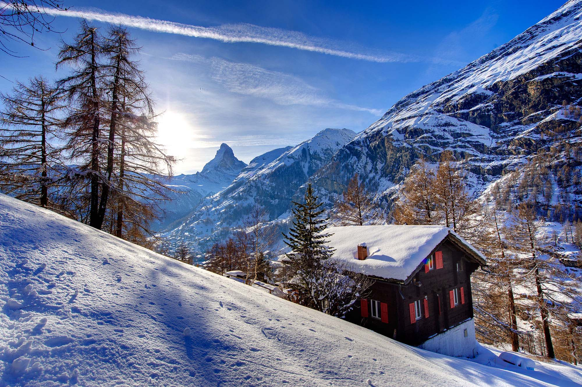 Escape to Your Chalet Retreat.