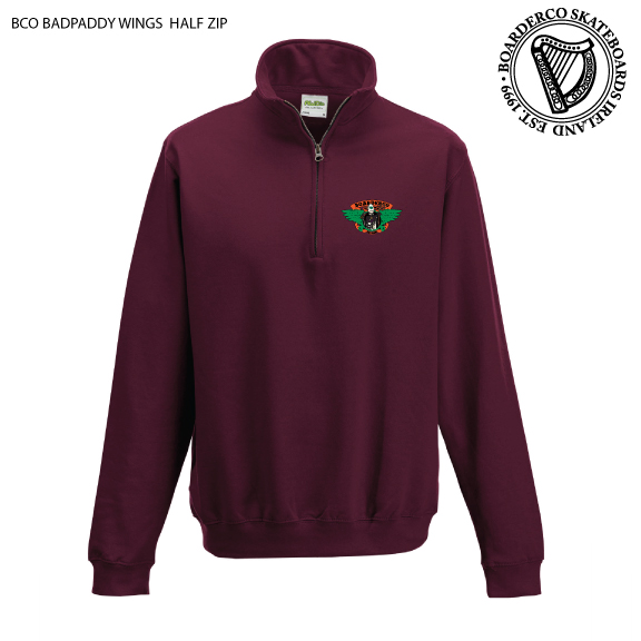 Bad Paddy Q zip top