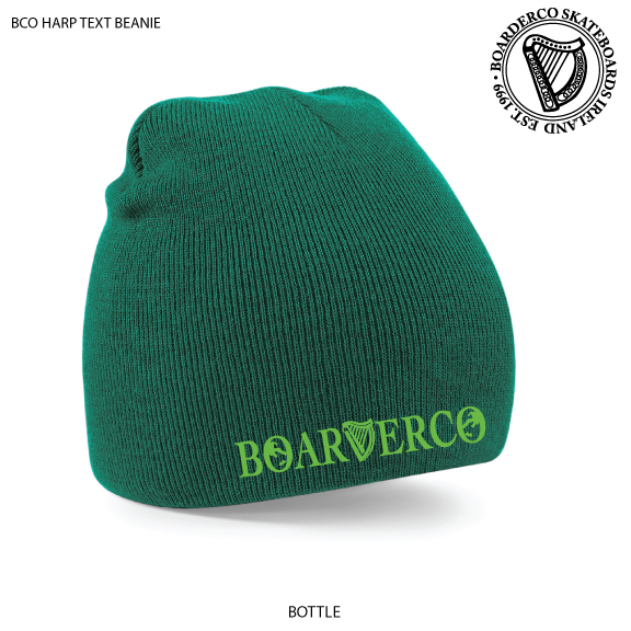 BcoHarptext Beanie