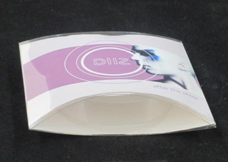 Pet plan oval förpackning