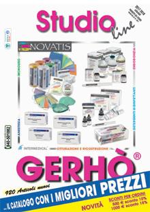 Gerhò Catalogo STUDIO LINE