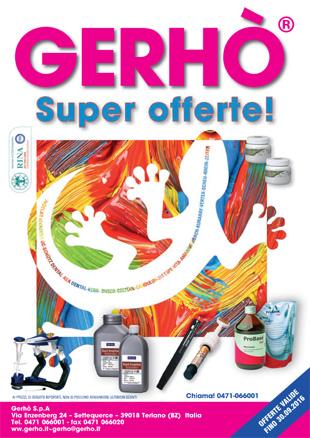 Gerhò - Super offerte!