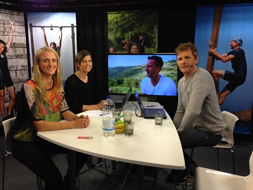 Johanna Sjöberg TV Mästarnas mästare