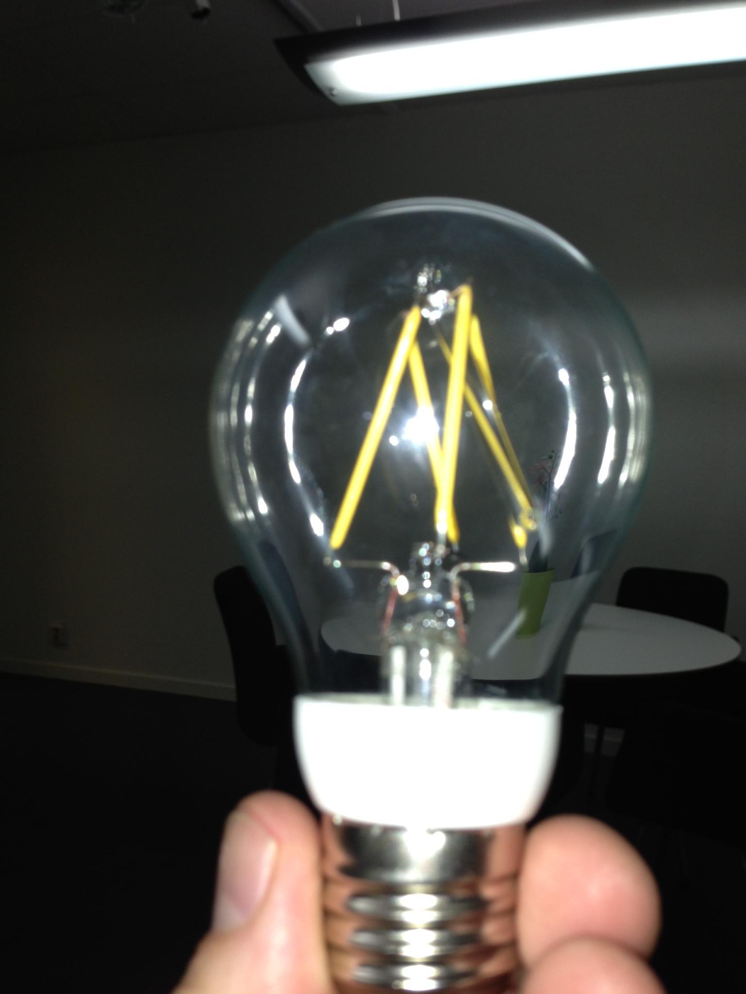 Filament LED Dimbara