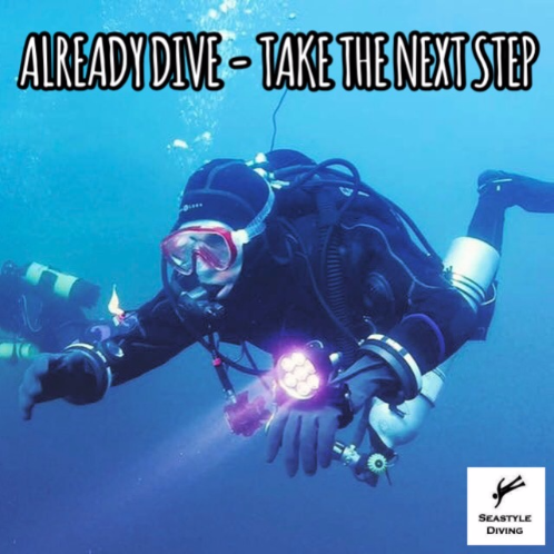 Aleady dive