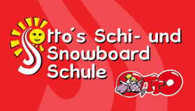Ottos ski school logo