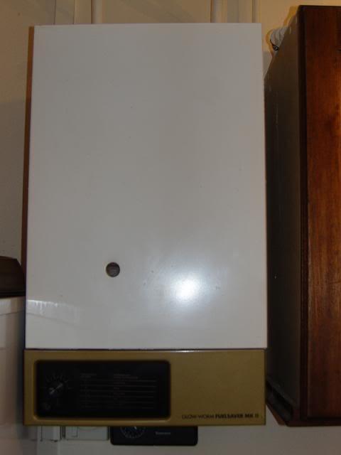 Combi Boiler: Glow Worm Combi Boiler Manual