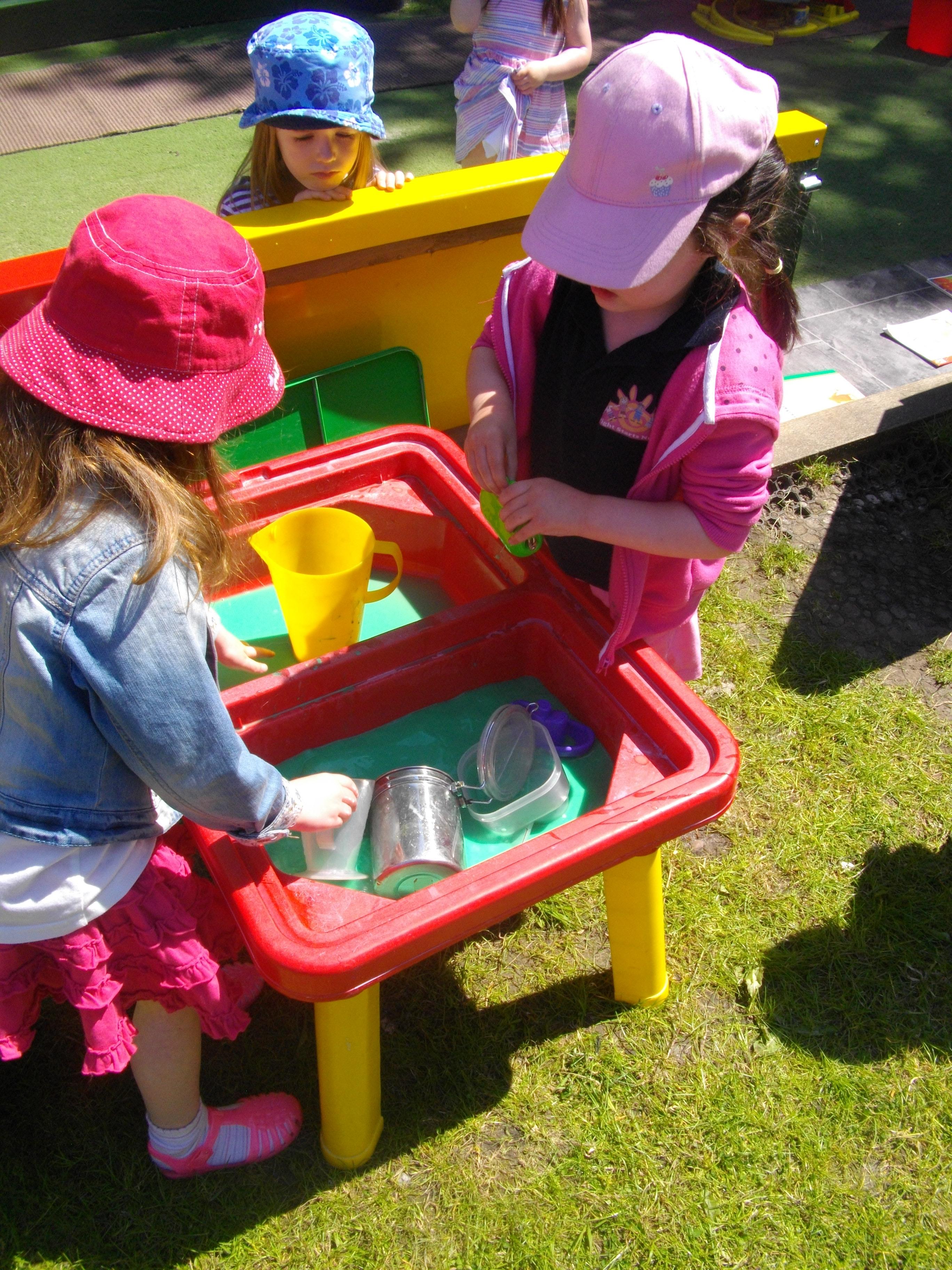 how to start a nursery