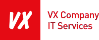 VX Company IT Services website